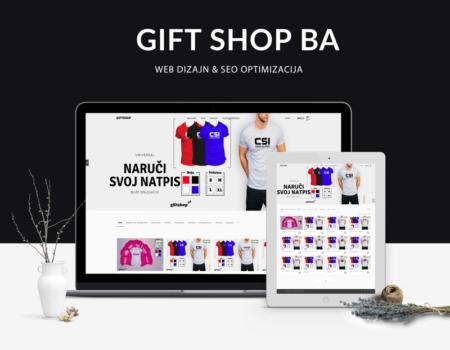 GiftShop.ba
