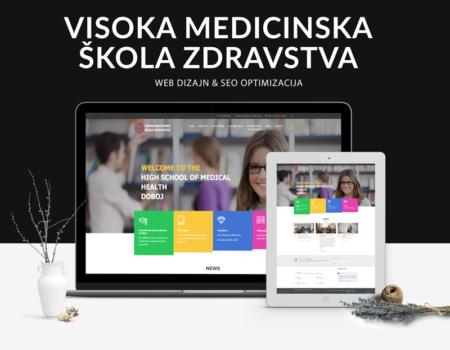 Visoka Medicinska Škola Zdravstva Doboj