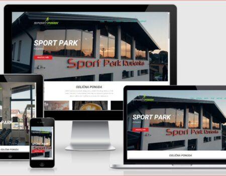 Sport park Rudanka